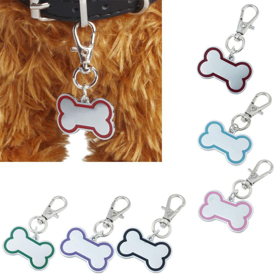 New Qualified New Fashion Popular Bones Puppy Rhinestone hot Pendant LovelyPet Jewelry dig6314(China (Mainland))