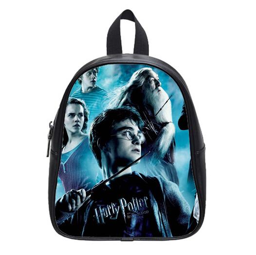 Здесь можно купить  Free Shipping Hot Sale Watercolor Harry Potter Backpacks Custom Stylish Kid