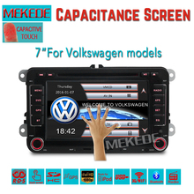 Factory Price Free Shipping Car GPS radio Player For VW/Passat/POLO/GOLF/Skoda/Seat With DVD BT IPOD FM RDS(China (Mainland))