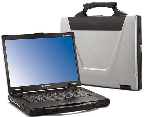 2016 Top ToughBook CF-52 Laptop For Panasonic Military Stable PC can work with SD C4/C5 and for b-mw icom a2 ,Vas5054a and so on(China (Mainland))