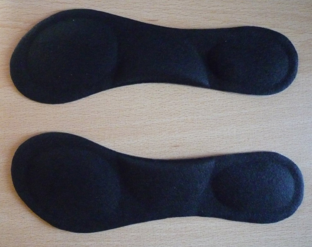 how to stop insoles from moving
