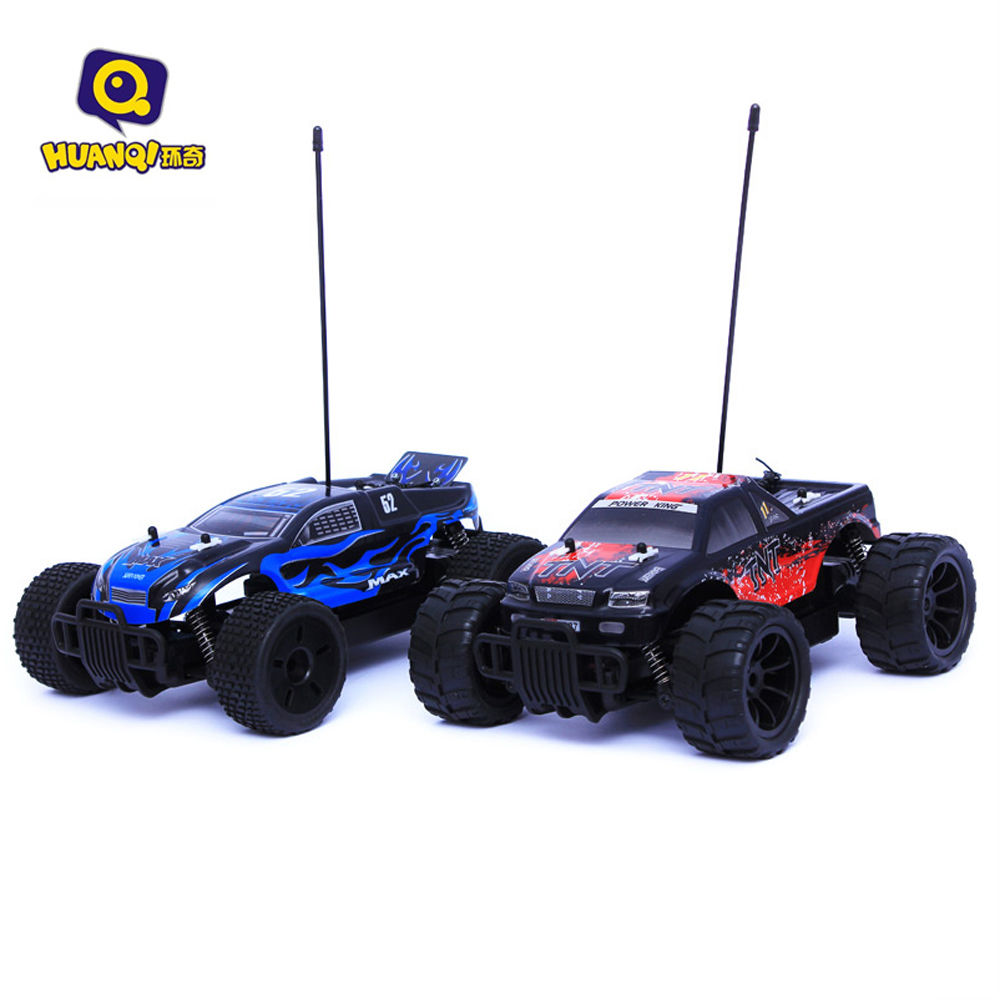 Huanqi 543 Remote Control off-road Cars vehicle Large tires Racing Radio RC Suvs(China (Mainland))