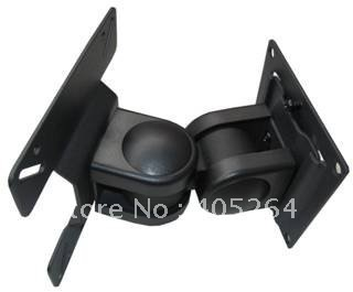 "Wholesale and retail display wall mount, TV bracket, multi hanging rack, desktop stand, tilt angle of 15 ""for 14"" -24 """