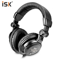 ISK HP 960B Over ear Professional Headphone Auriculares Studio Monitor Dynamic Stereo DJ HD Headsets Noise