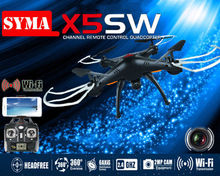 Drone Syma X5SW 2MP WIFI Camera Explorers-II FPV 2.4Ghz 50M RC Quadcopter Drone with Camera