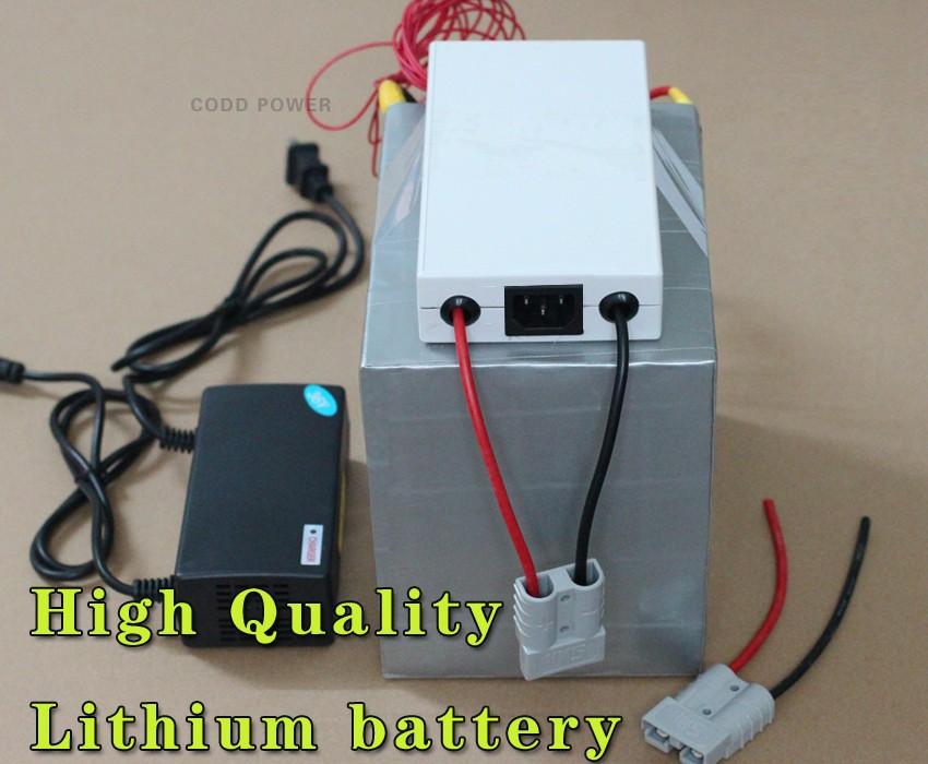 Батарея для электровелосипеда 48V 20AH 1000W 54.6v 0991