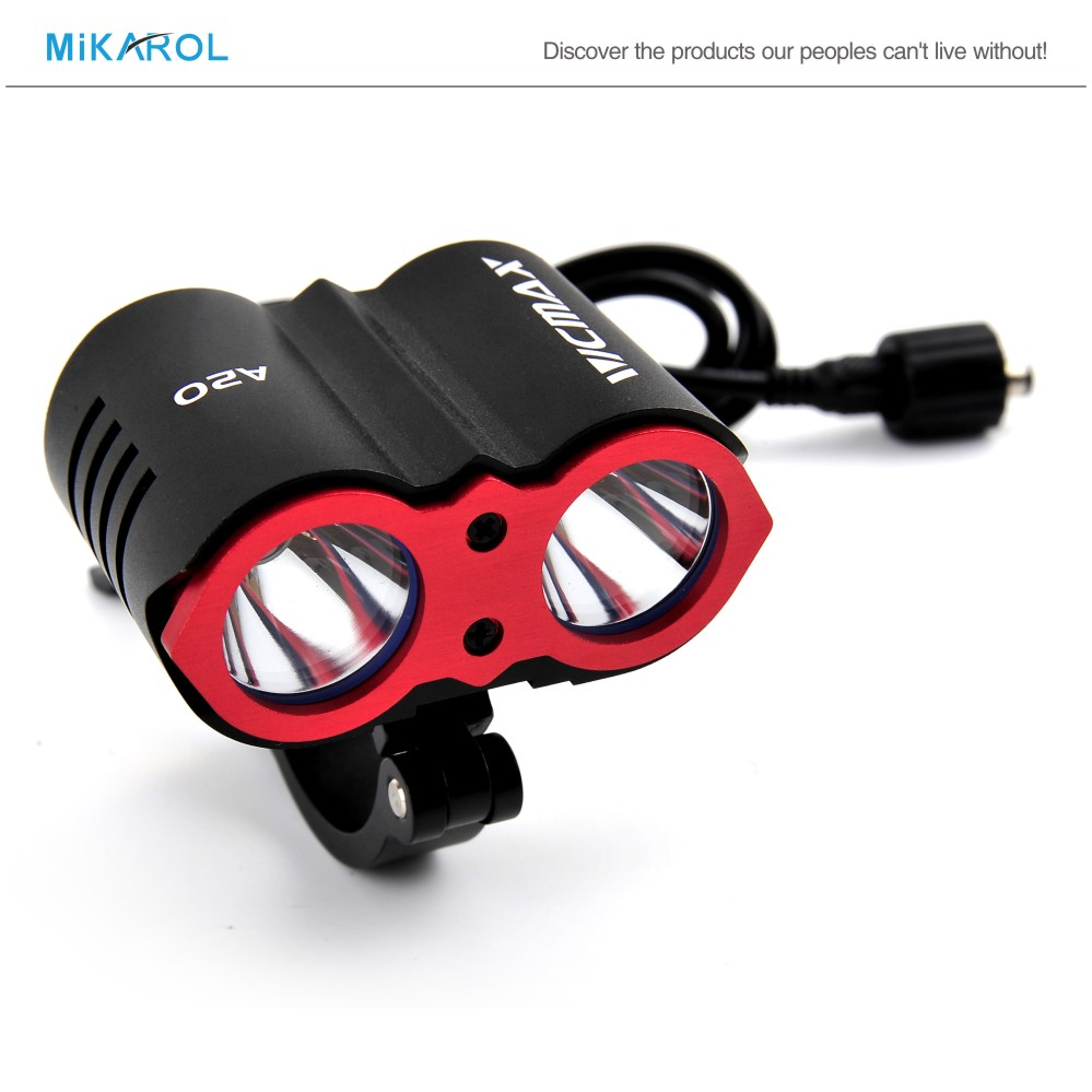 New CREE U2 LED Cycling Bike Bicycle Front Head Light Torch Lamp With Mount Free Shipping(China (Mainland))
