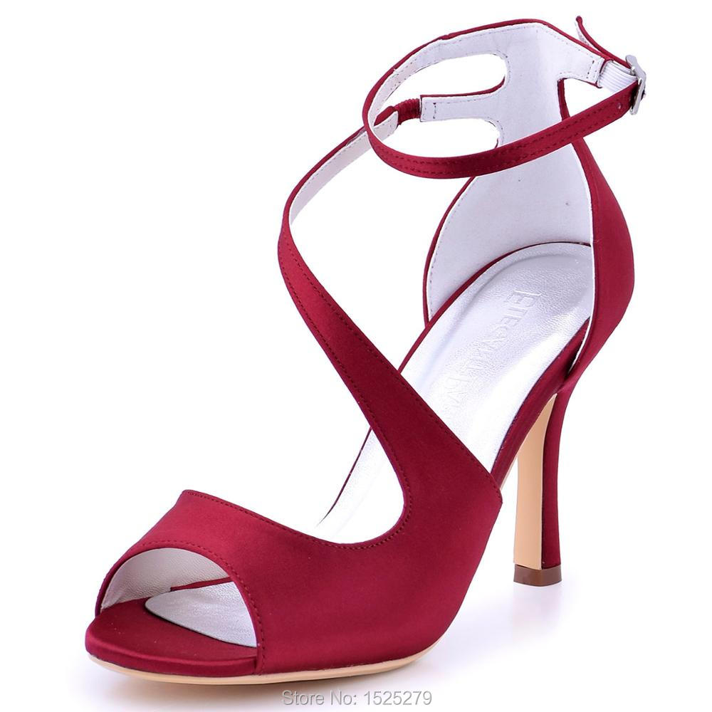 popular burgundy prom shoes buy cheap burgundy prom shoes