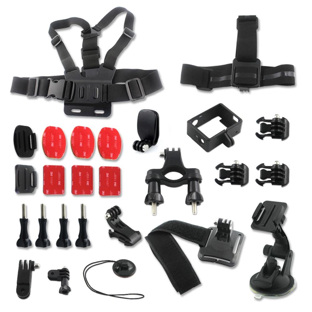 Original SOOCOO Sports Action Camera  Accessories for  SOOCOO  S70/60B/60/C10  SJCAM SJ4000  SJ5000 Gopro Hero 4  xiaomi yi