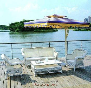 PE rattan outdoor furniture,Garden Sofa,YSF-N084,OEM