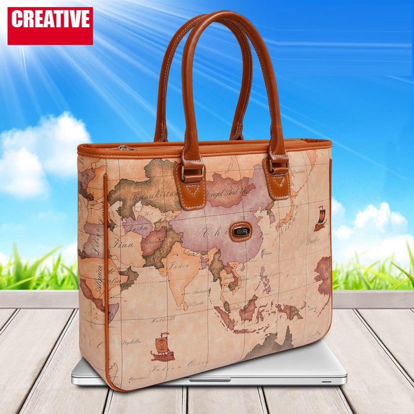Hot Handbag For Laptop 14, For Macbook Air Pro 13.3, 13,14.1 Lady Notebook Bag,Women Messenger Purse,Free Drop Ship 0084S414<br><br>Aliexpress