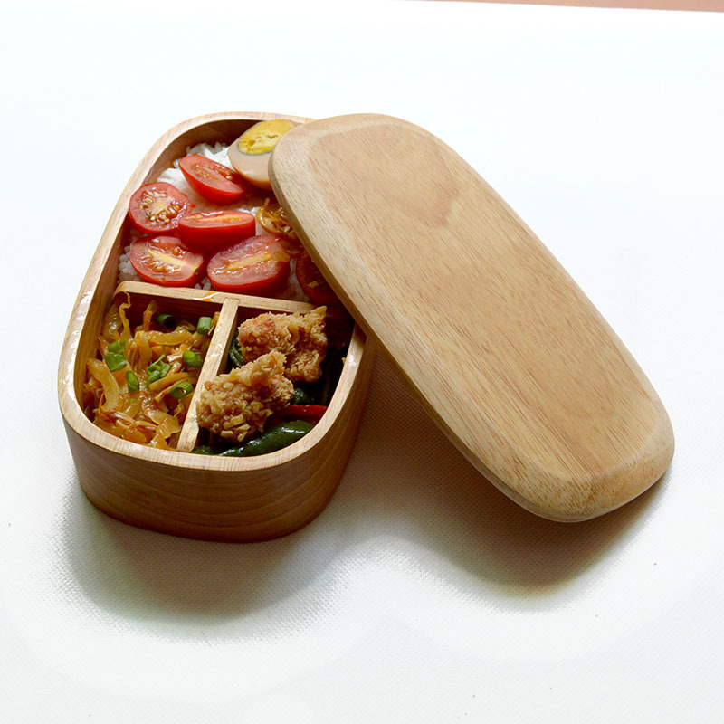wholesale wooden lunch box japanese style food containers for kids japanese bento boxes handmade. Black Bedroom Furniture Sets. Home Design Ideas