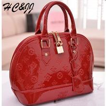 2016 New Brand Designer Shell Bag Leather sac femme Women HandBag For Girls Fashion Women Messenger Bag Bolsa Feminina HC1514