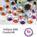Crystal AB SS8