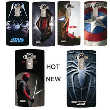 Buy Luxury Cartoon Printed Case LG G4 Note G Stylo G4 Stylus LS770 Cute Protector Back Shell Original Hard Plastic Phone Cover for $2.89 in AliExpress store