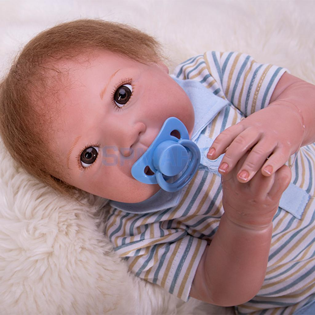 1pcs Reborn Doll Supply Mini Pink Kit Magnetic Dummy Baby Dolls Pacifier