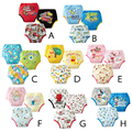 9pcs Reusable Baby Training Pants Infant Waterproof Pant Toddler Potty Underwear Newborn Boy Girl Swimming Diapers