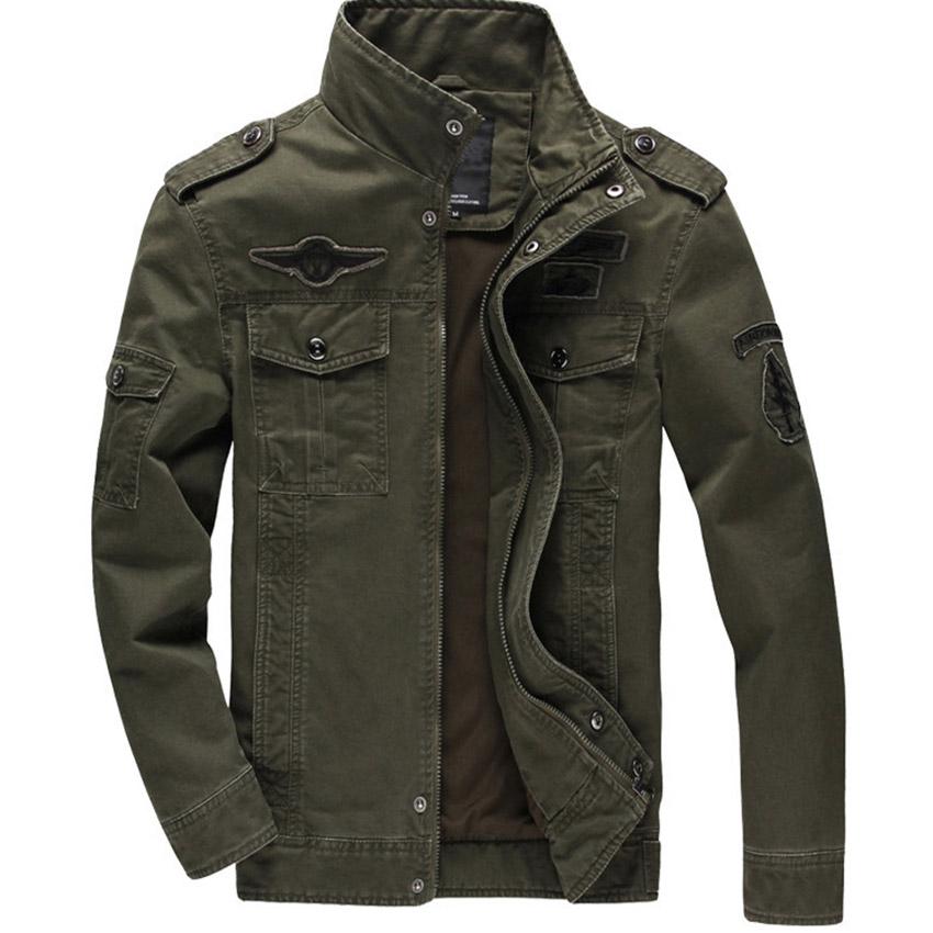 Airforce jas wassen