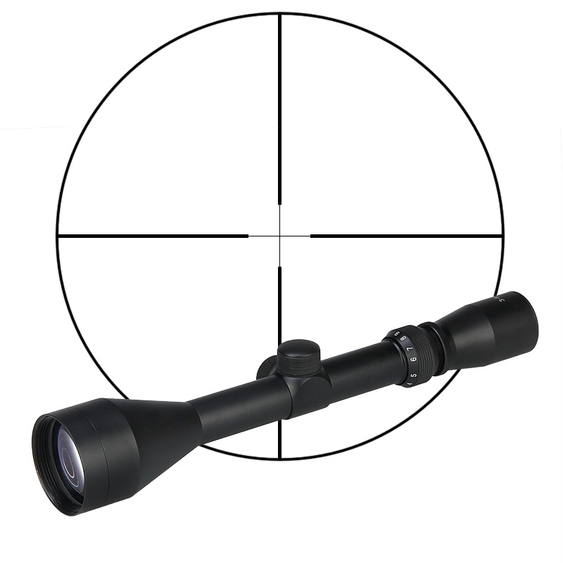 Big Deal!Tactical air gun scopes 3-9x50mm riflescope with free scope mount 20mm picatinny rail gz10322(China (Mainland))