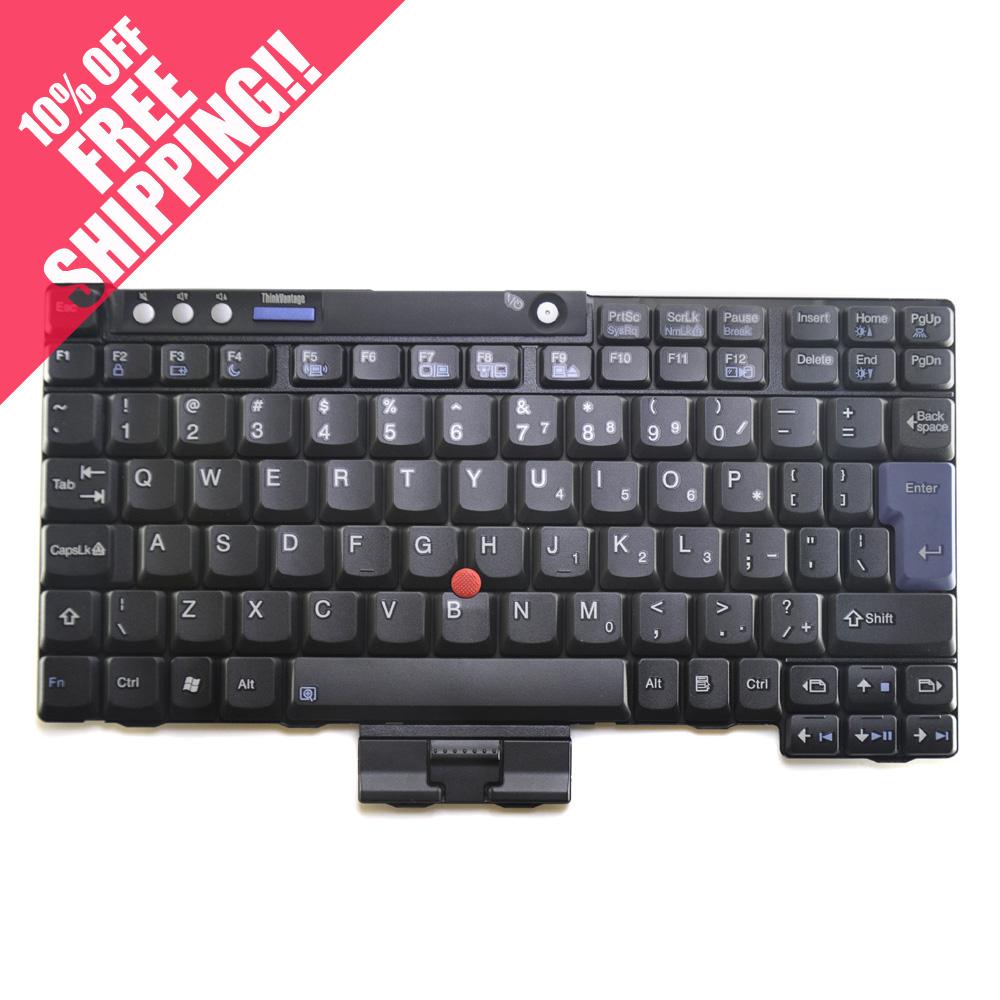 English FOR IBM FOR Thinkpad X60 X60S X61 X61S X60T X61T laptop keyboard(China (Mainland))