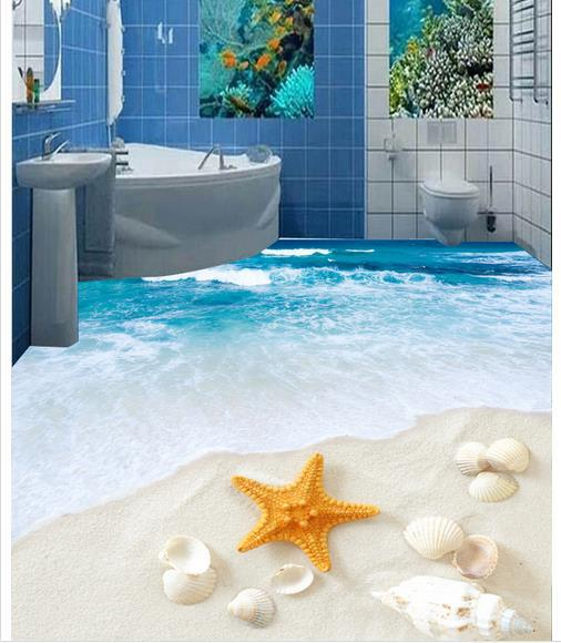 Wallpaper england picture more detailed picture about for Bathroom 3d wallpaper