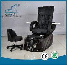 Nail salon luxury pipeless whirlpool foot massage spa pedicure chair(China (Mainland))