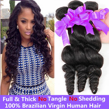 6A Unprocessed Virgin Hair 4 Pcs Burmese Virgin Hair Loose Curly wave Human Hair Bundles Burmese loose wave virgin hair