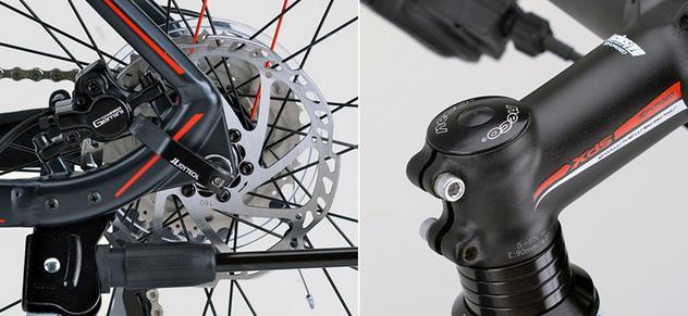 Запчасти для велосипедов Romange 500 XDS bicicleta , 30 26 X 15.5 X 6