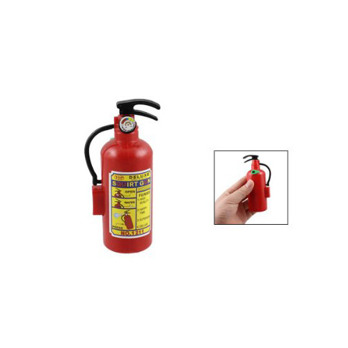 Гаджет  2015 Hot And New Practical Children Red Plastic Fire Extinguisher Shaped Squirt Water Gun Toy None Изготовление под заказ