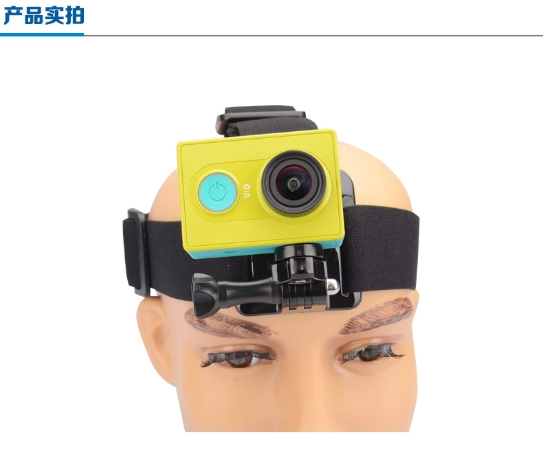 Электроника Xiaomi Yi xiaoYi  Xiaomi Yi Action Camera Headband экши видеокамера xiaomi yi