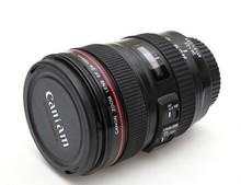 New Caniam SLR Camera Lens Cup 24-105mm 1:1 Scale Plastic Coffee Tea Cup MUG 400ML Creative Cups And Mugs M102 MUG-09(China (Mainland))
