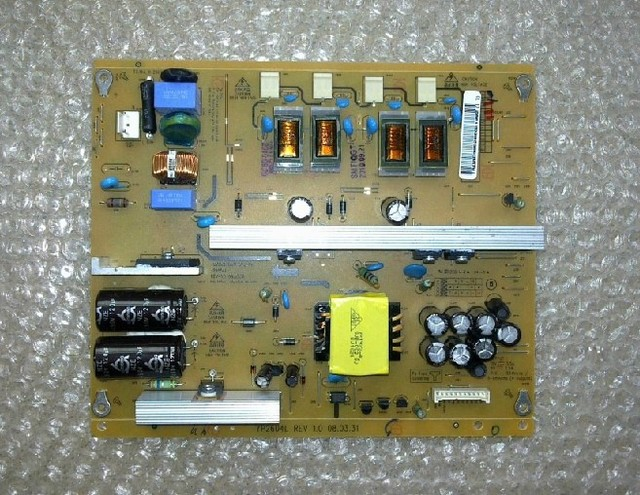 DHL Free shipping YP2604L REV 1.0 TV Board Power board Tested Working