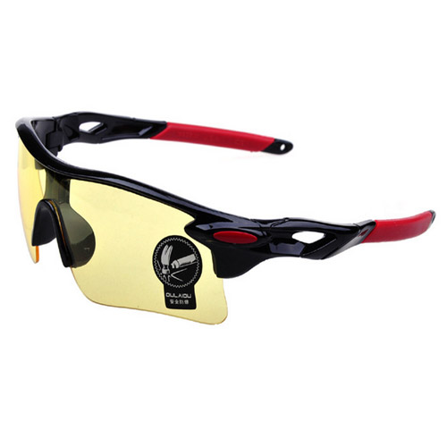 Hot Selling UV Protective Goggles New Women Men Unisex Bicycle Glasses Windproof Cycling Running Sports Eyewear Sun Goggles(China (Mainland))