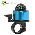 Rockbros Cycling Compass Bell Horns Safety Plastic Handlebar Bell Loud Sound For Bike Bicycle Bell Horn
