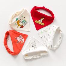 5 шт., нагрудники для новорожденных, аксессуары для кормления, фартук, бандана, нагрудники для маленьких девочек и мальчиков, нагрудник, одеж...(China)