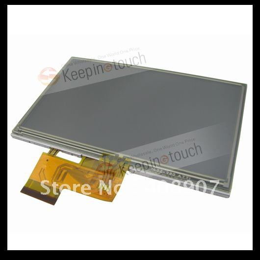 "FULL For 5.0"" GPS Garmin Nuvi 1490TV 1490T LCD Screen Display Panel + Touch Screen Digitizer Free Shipping(China (Mainland))"