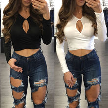 Buy Women Clothes New Fashion Clothing Tops Loose Long Sleeve Tops T-Shirt Women Ladies Casual Cotton Shirts for $5.20 in AliExpress store