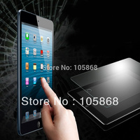 A2 Hot Sale Transparent Tempered PHNG Glass Screen Protector Kit for iPad 2& 3 & 4 D0634 P