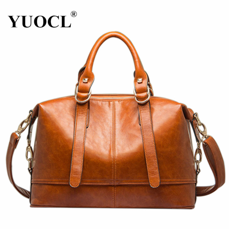 High Quality Genuine Leather Bag Fashion Shoulder Bag Famous Brand Hot Women Leather Handbags bolsa feminina