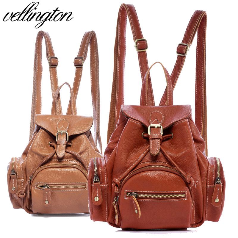 2012 genuine leather womens handbag leather bag vintage fashion fashionable casual genuine leather backpack<br><br>Aliexpress