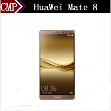 "Original HuaWei Mate 8 4G LTE Mobile Phone Kirin 950 Octa Core Android 6.0 6.0"" FHD 1920X1080 4GB RAM 128GB ROM 16.0MP Touch ID(China (Mainland))"