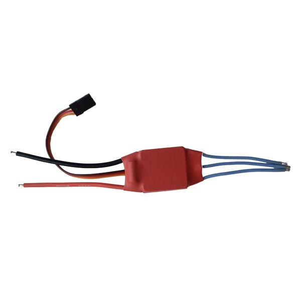 Wholesale RCX Simonk 12A ESC Brushless Motor Speed Controller For Multicopter(China (Mainland))