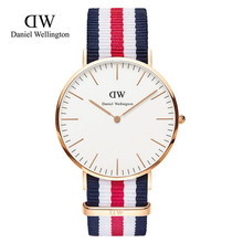 Top Brand Luxury Daniel Wellington Watches Women DW Watch For Men Leather Strap Military Quartz Wristwatch Relogio Masculino