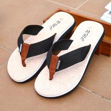 2016 New Summer Men'S Shoes Flip Flops For Men Beach Slippers Rubber Flip-Flops Outdoor Massage Men Sandals