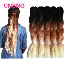 Braiding Hair Synthetic Jumbo