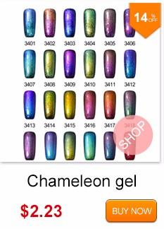1 Caixa de Pó Prego Glitter Íris Holographic Laser Pigmento Manicure Cromo Pigmentos Lantejoulas Da Arte Do Prego Prego ManicureTools