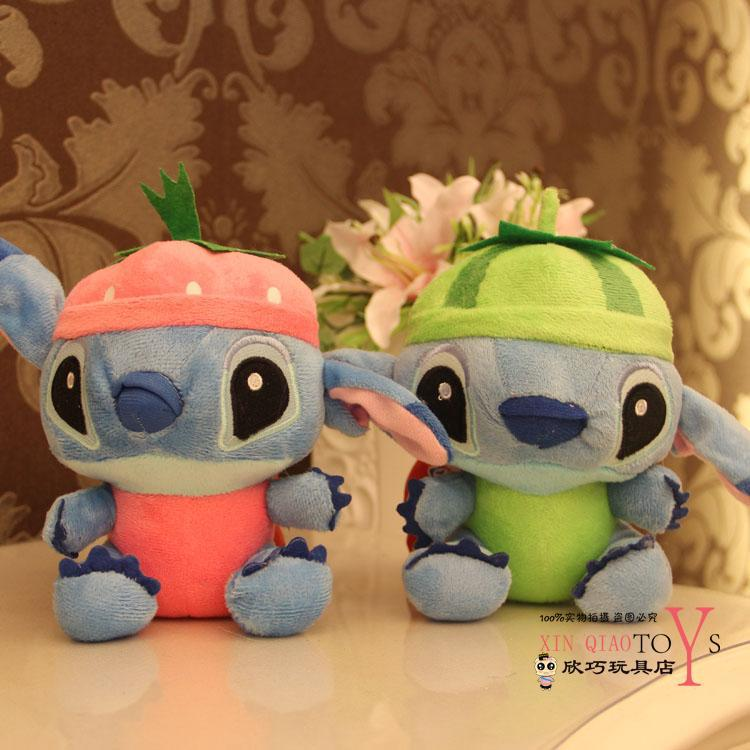 Free Shipping 18cm Voice Recorder Plush Toy Lilo And Stitch Special Toys Kawaii Cartoon Plush Talking Animal Kids Toy(China (Mainland))