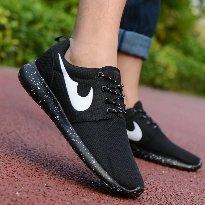 Fashion walking mens trainers breathable shoes Mesh 2016 New styles men women shoes Outdoor casual lovers zapatos <br><br>Aliexpress