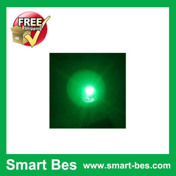 ~Smart Bes 100 5MM Straw Hat Head LED Ultra Bright Green Light electronic supply - Shenzhen S-Mart Electronics Co., Ltd~ 24hour fast shipping~ store