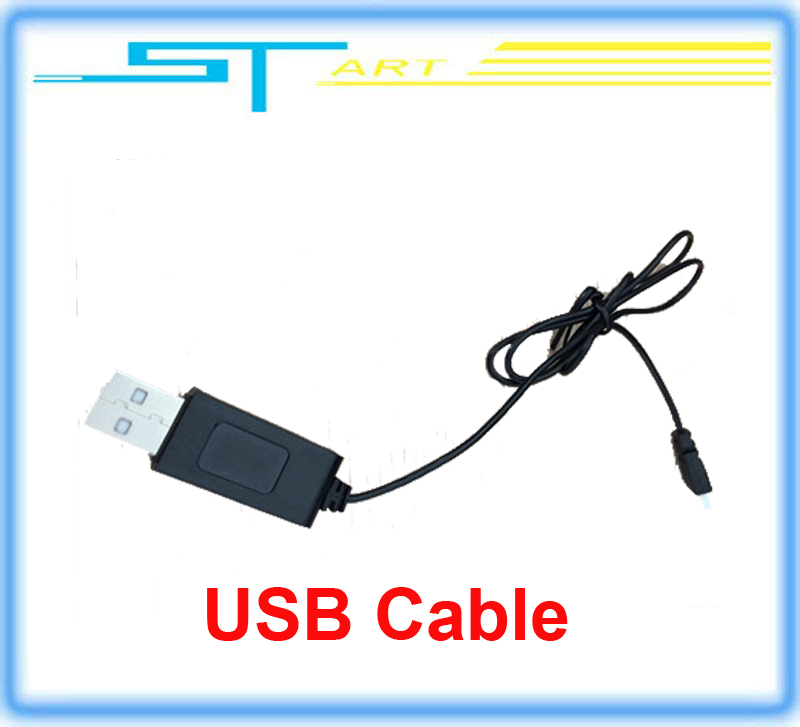 10pcs/lot 2014 arrival USB charging cable for RC Quadcopter UFO four -axis aircraft Transmitter drone Helicopter free Shipping<br><br>Aliexpress